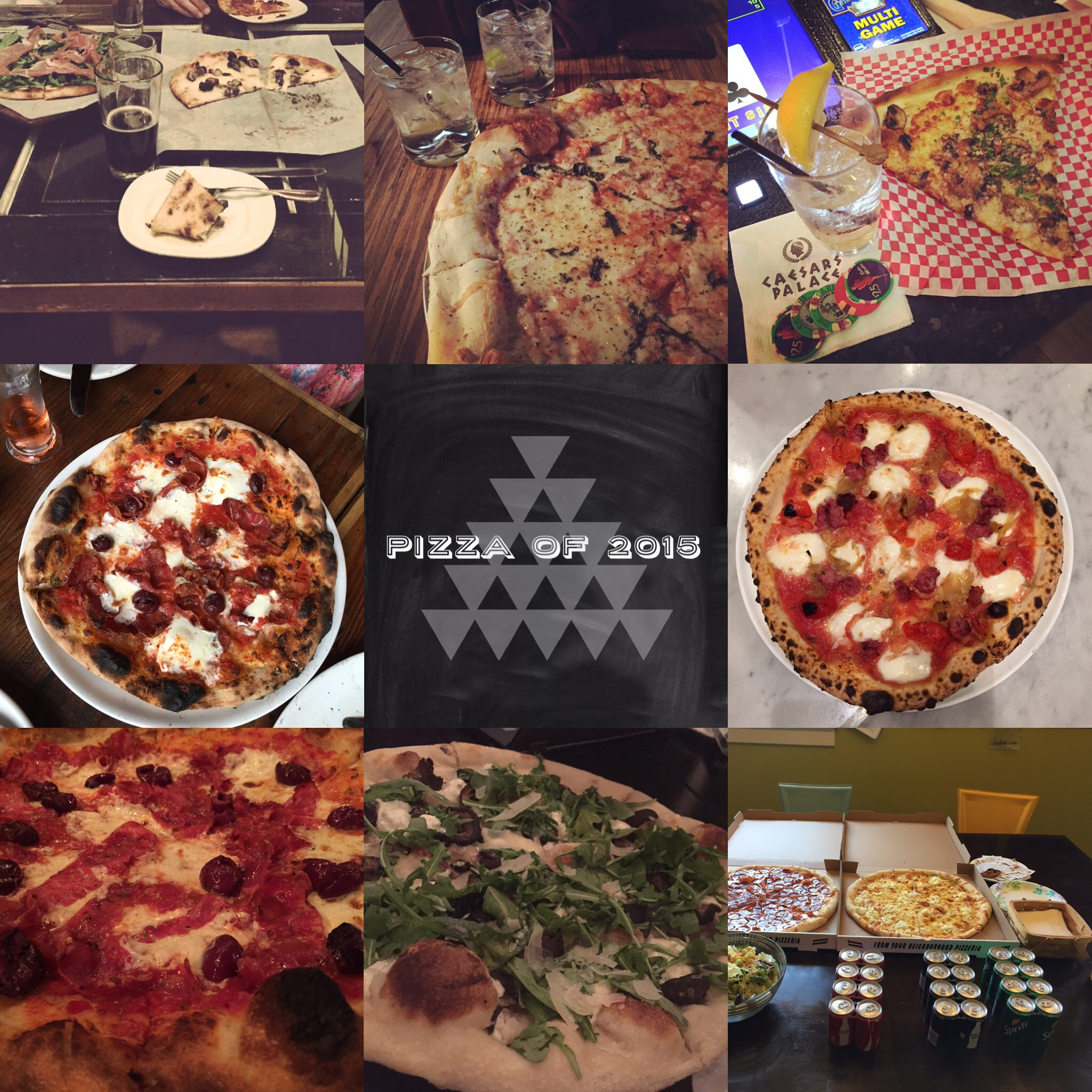 Pizza of 2015