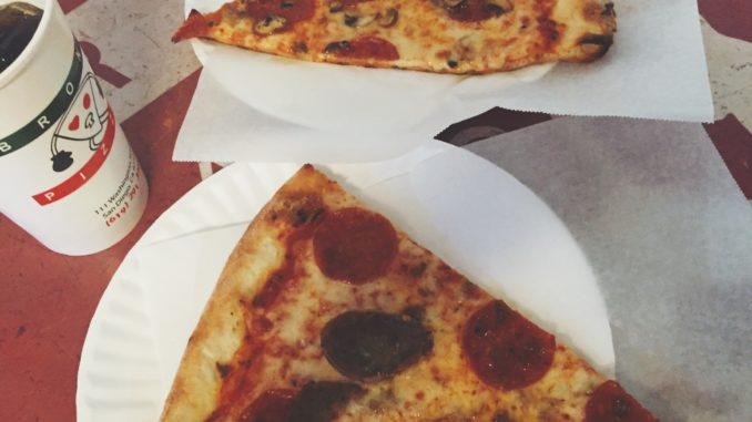 Bronx Pizza Slices