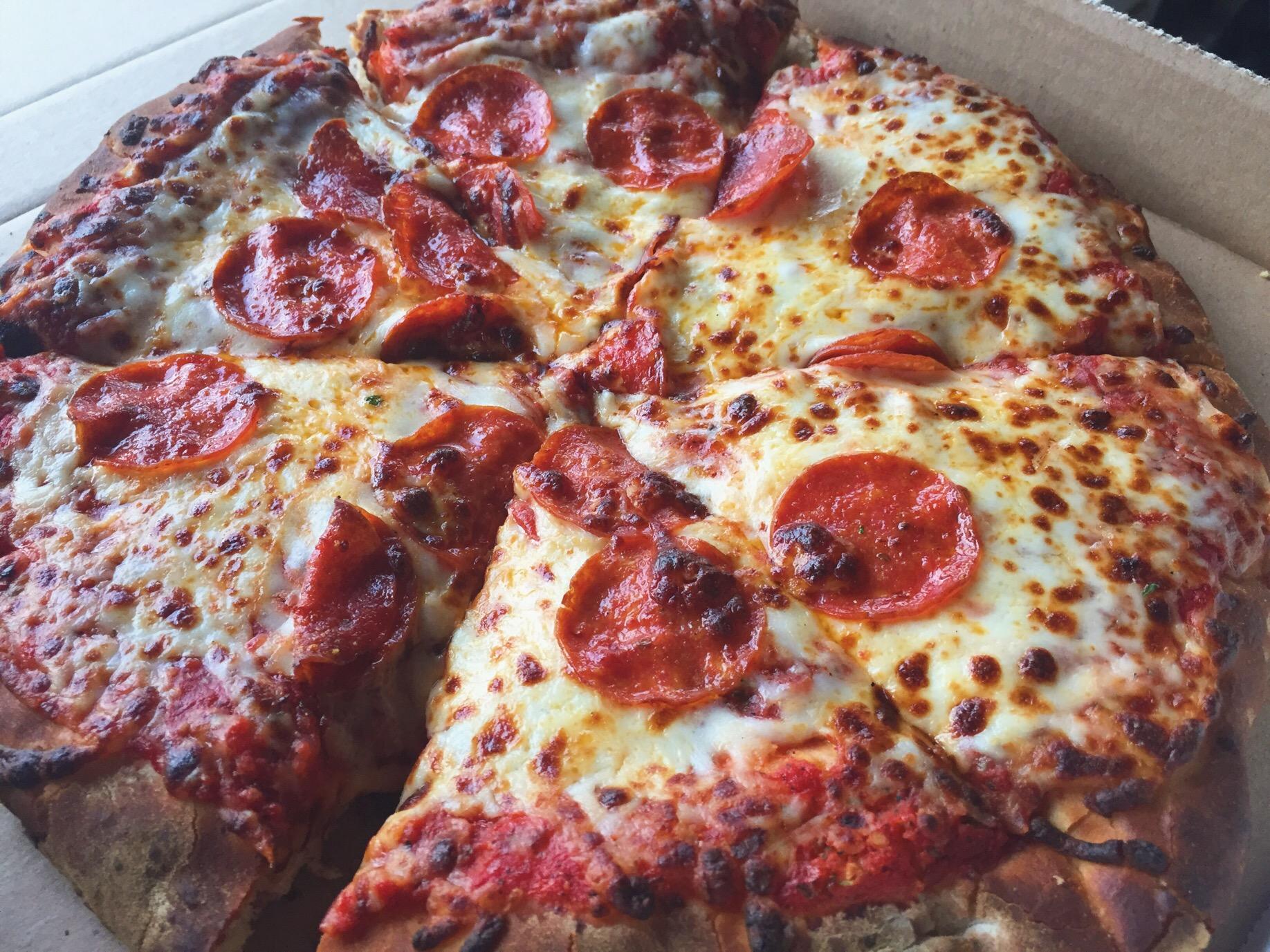 Bianchi's Italian Pepperoni Pizza